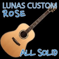 Lunas Custom Rose (루나스 커스텀 로즈) All Solid